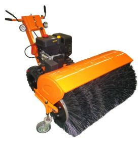 15HP Snow Blower / Road Sweeper / Snow Sweeper with Brush CE, EPA, Euro-2