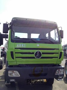 380HP 420HP Beiben Truck Ng80 Cabin Tractor Head 6X4 with Mercedes Benz Technology pictures & photos