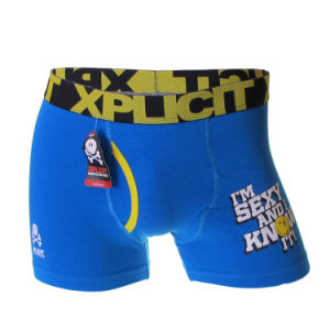 """ Im Sexy and I Know It "" Boxer Shorts"