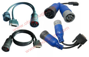 Heavy Vehicle SAE J1939 Deutsch6+9 Pin Cables (Truck Cable)