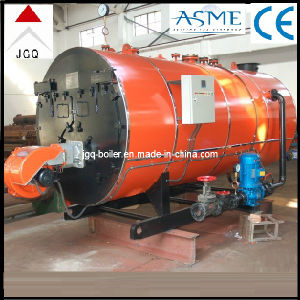 JGQ Low Pressure Gas Fired Steam Boiler (WNS4-1.25)