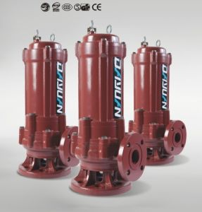 Sewage Water Pump with CE and UL (WQ series)