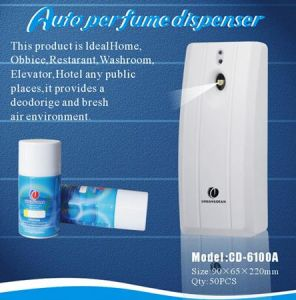 Automatic Air Freshener (CD-6000B)