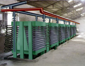 Mineral Wool Board Production Line (DF-KM-003)