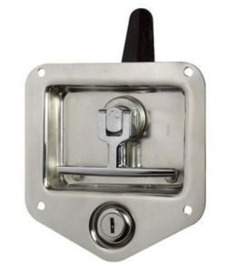 SS304 T Lock for Cargo Drawer