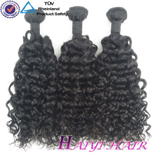 High Quality Remy Human Curly Hair Extension