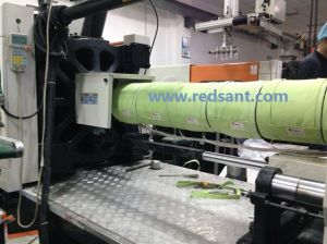 Plastic Injection Machine Aerogel Insulation Cover pictures & photos