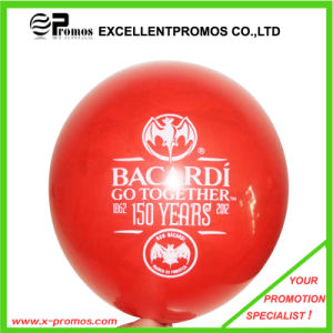 Promotion 11/12 Inch Printing Balloons, 100%Natural Latex (EP-B1906) pictures & photos