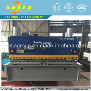 Plate Guillotine Shearing Machine Manufacturer pictures & photos