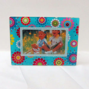 Cute Glass Baby Photo Frame, Glass Picture Frame (SFG3987)
