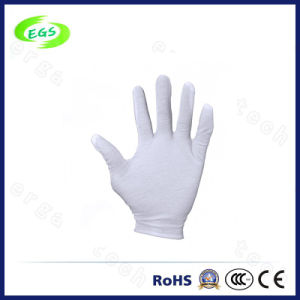 9 Inch 100% Cotton Gloves Antistatic Gloves Antistatic Working Gloves pictures & photos