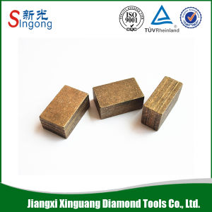 Diamond Saw Blade Basalt Segment for Granite Marble pictures & photos