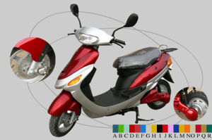 1500W Electric Scooter (INTE-006)