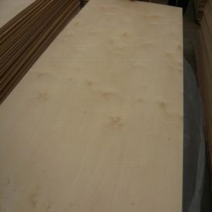 LVL/Lvb Poplar Decorative Plywood with Birch Face for Furnitute with High Quality and Low Price