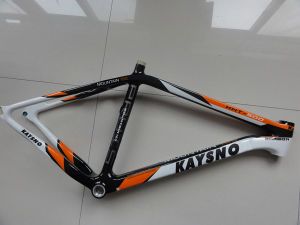 Carbon Mountain Bicycle Frame