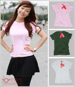 China Girl S Korean Style Fashion Customize T Shirt China T Shirt And Men S T Shirt Price