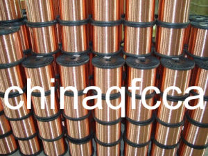 Copper Clad Aluminum Wire 2.05mm pictures & photos