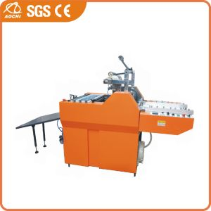 Full Automtaic and Economical Thermal Film Laminating Machine (SFML-520E) pictures & photos