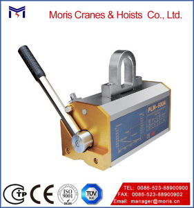 Magnetic Lifter Heavy Duty Crane Hoist Magnetic Lifter pictures & photos
