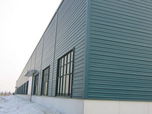 Low Cost Steel Construction Building pictures & photos