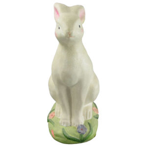 Animal Shaped Porcelain Craft, Ceramic Rabbit pictures & photos