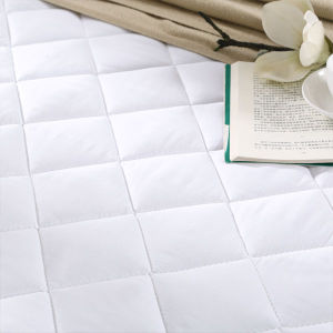Egyptian Cotton Thermal Hotel Mattress Pad/Mattress Topper pictures & photos