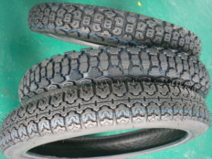 Motorcycle Rubber Tire and Tube with Many Sizes pictures & photos
