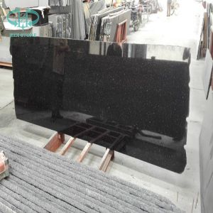 Black Galaxy Granite, Black Granite, Indian Galaxy pictures & photos