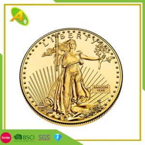 American Eagle Gold Plated Coins Liberty Coin Collection Commemorative Coin /&T