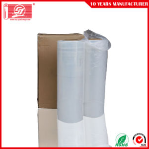 China Factory Clear Cast LLDPE Stretch Film Stretch Foil Pallet Strech Wrap Film