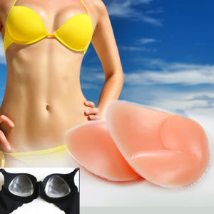 c2ff032e84d China Silicone Chicken Cutlets Bra Swimsuit Bikini Inserts - China Silicone  Bra Inserts, Swimsuit Bra Inserts