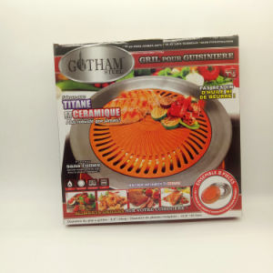 China Gotham Steel Stovetop Grill Non-Stick Indoor Smokeless ...
