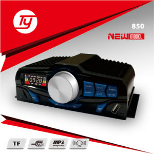 Motorcycle Amplifier with Bluetooth Function and Alarm Function pictures & photos