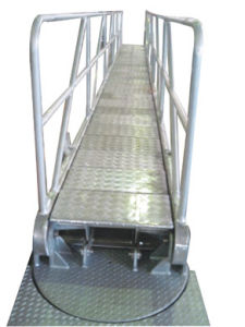 China Supplier Gang Board / Gang Plank / Gangway pictures & photos