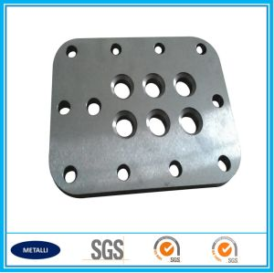 CNC Machining Mechanical Part Sealing Plate pictures & photos