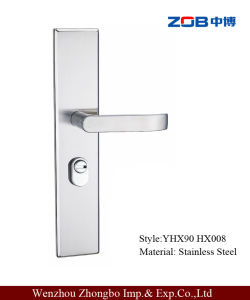304 Stainless Steel Security Lock Series (YHX90 HX008)