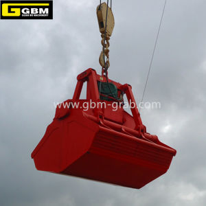 Gbm Hydraulic Grab Bucket pictures & photos