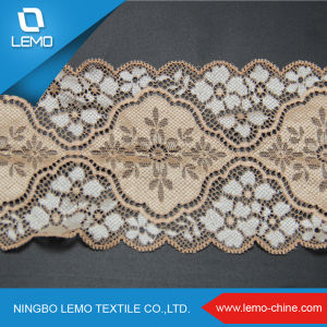 100 Polyester Lace for Wedding Dresses Price pictures & photos