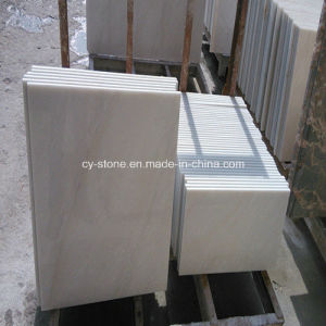 China Home Decorative Snow White Marble Tile for Wall and Flooring