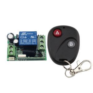 DC 12V RF Wireless Remote Control Relay Switch for Garage Door Motor  Ak-Jgz-PC1l