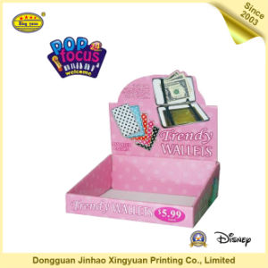 OEM Factory Packaging Paper Display Box (JHXY-dB0003)