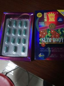 New Majestic Slim Body Herbal Weight Loss Products Slimming Capsule pictures & photos