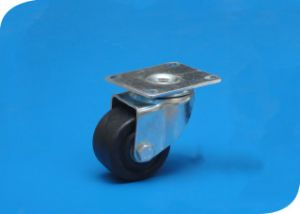 "3"" Heavy Duty Black Swivel Caster for Equipment pictures & photos"