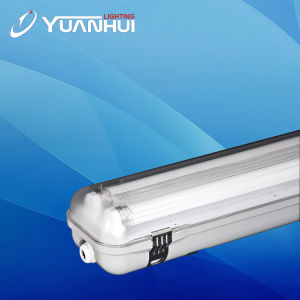 Triproof Lamp Fixtures IP65 T8 UL pictures & photos