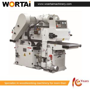 China Durable Woodworking Planer Machine Double Sides Planer China