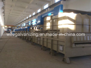 Singring Brand High Quality Steel Wire Heat Treatme Furnace pictures & photos