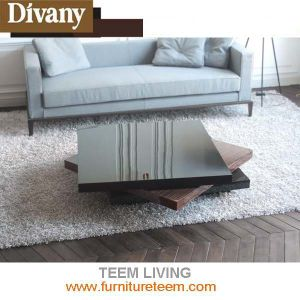 Divany High Glossy Painting Coffee Table T-54 pictures & photos