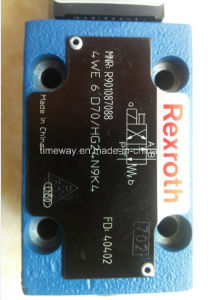 Rexroth Hydraulic Valve Solenoid Valve 4we6d70-Hg24n9k4 pictures & photos