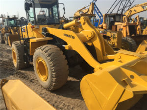 Used Komatsu Wheel Loader/Secondhand Front Loader (WA380-3) pictures & photos