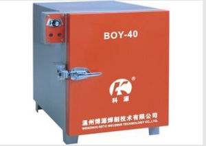 (BOY-40) Electrode Stablizing Oven for 40kg Rod